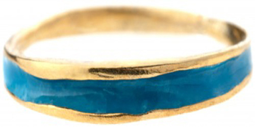 Something Blue Ring, from Bario Neal
