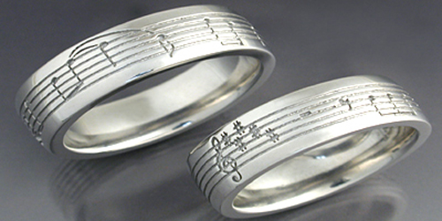 Your Song Ring, from Style Hive