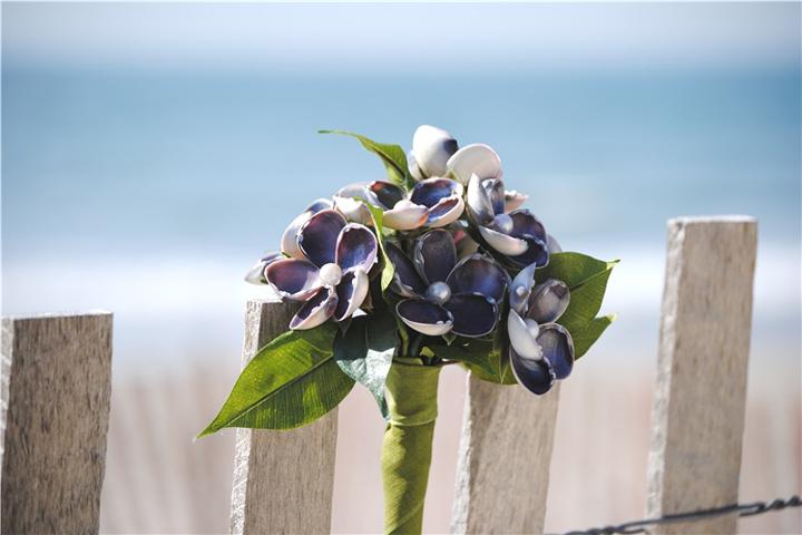 Shell Bouquet, by Seashells in Bloom