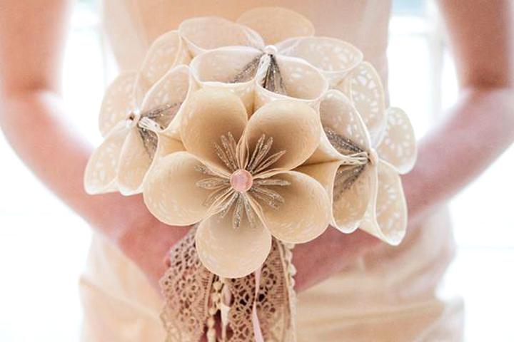 Paper Flower Bouquet, by Paper Me Happy