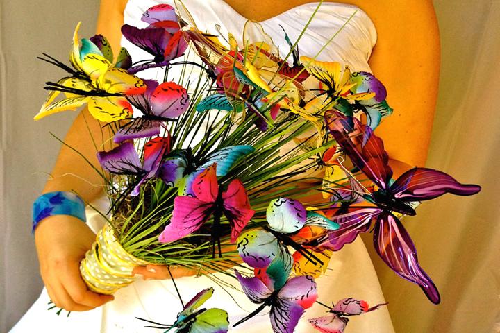 Butterfly Bouquet, by B Unique Bouquets