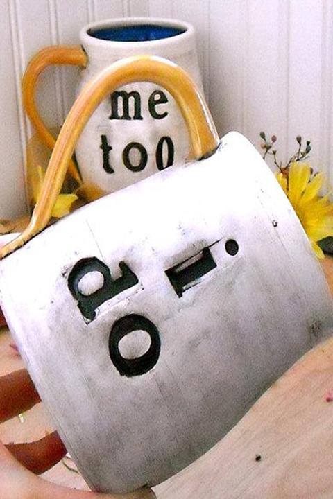 Personalised Mugs, by Love Art Works