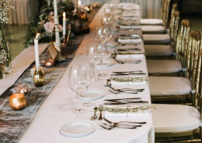 velvet table runners